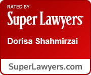 Dorisa Shahmirzai Hanrahan - Rated by Super Lawyers